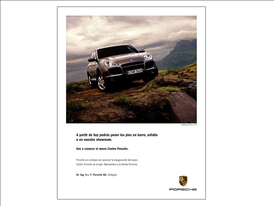 Porsche Latin America, Inc. 34 June 15, 2004