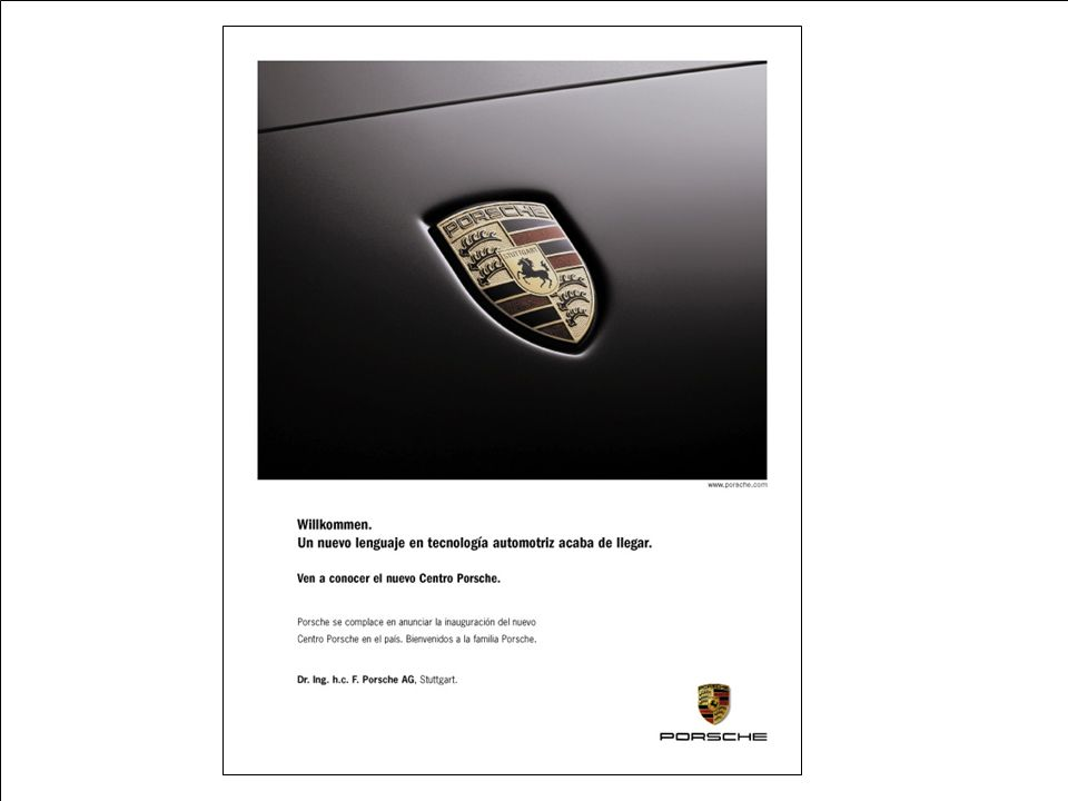 Porsche Latin America, Inc. 35 June 15, 2004
