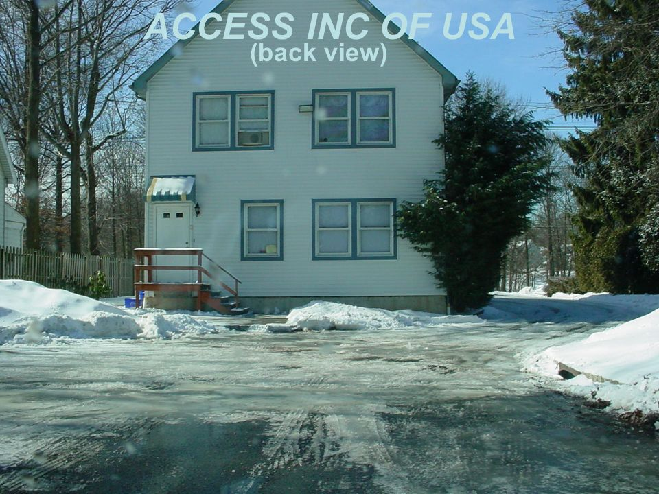 ACCESS INC OF USA (back view)