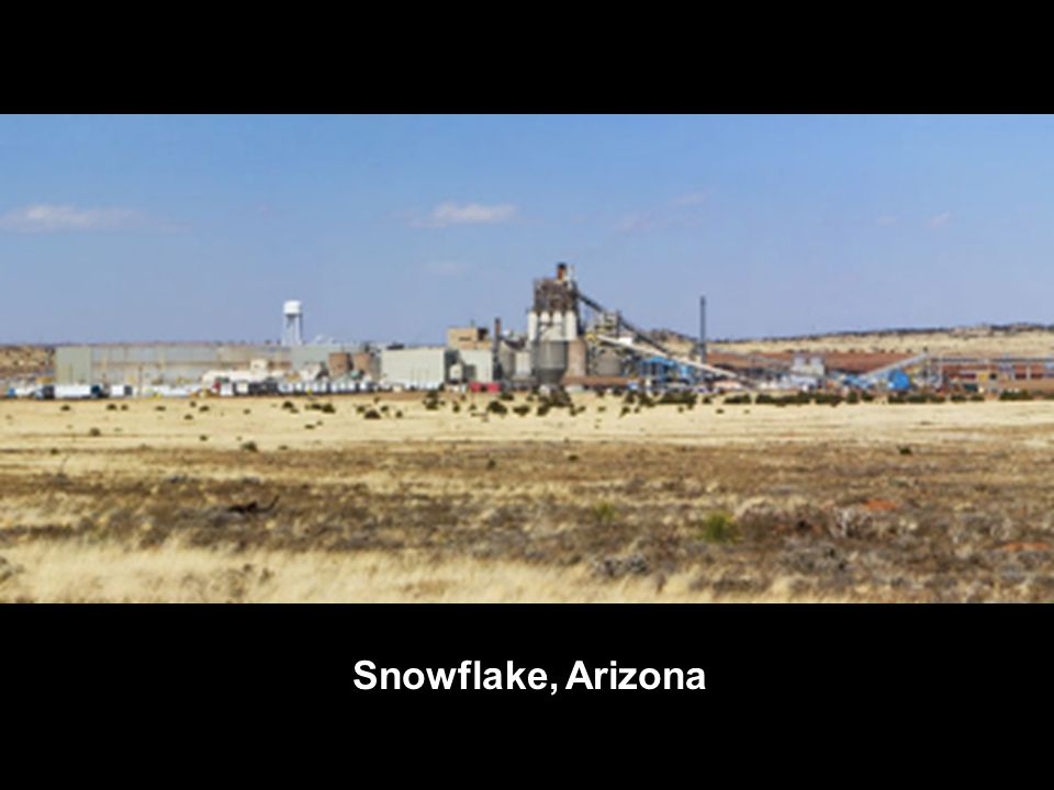 Snowflake, Arizona