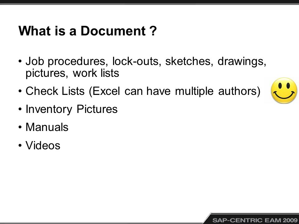 What is a Document .