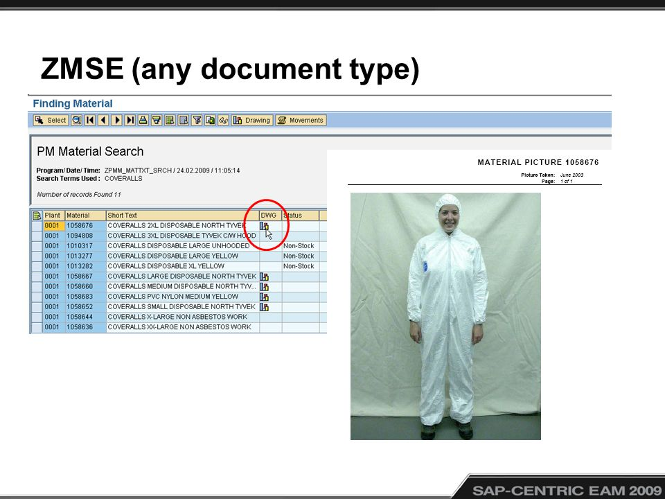 ZMSE (any document type)