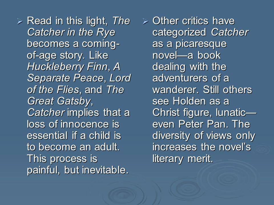 picaresque novel literary term