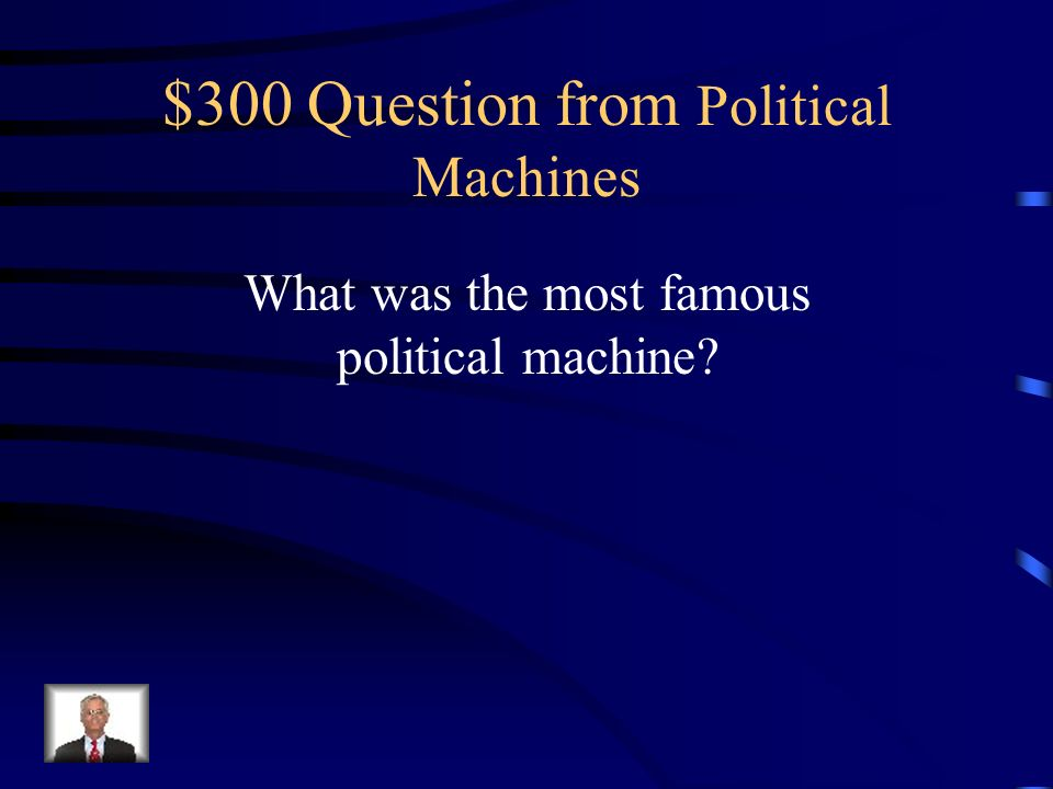 $200 Answer from Political Machines By giving favors like Jobs or Food to their supporters