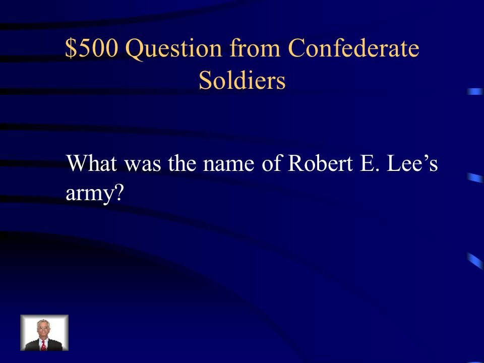 $400 Answer from Confederate Soldiers What is Nursing