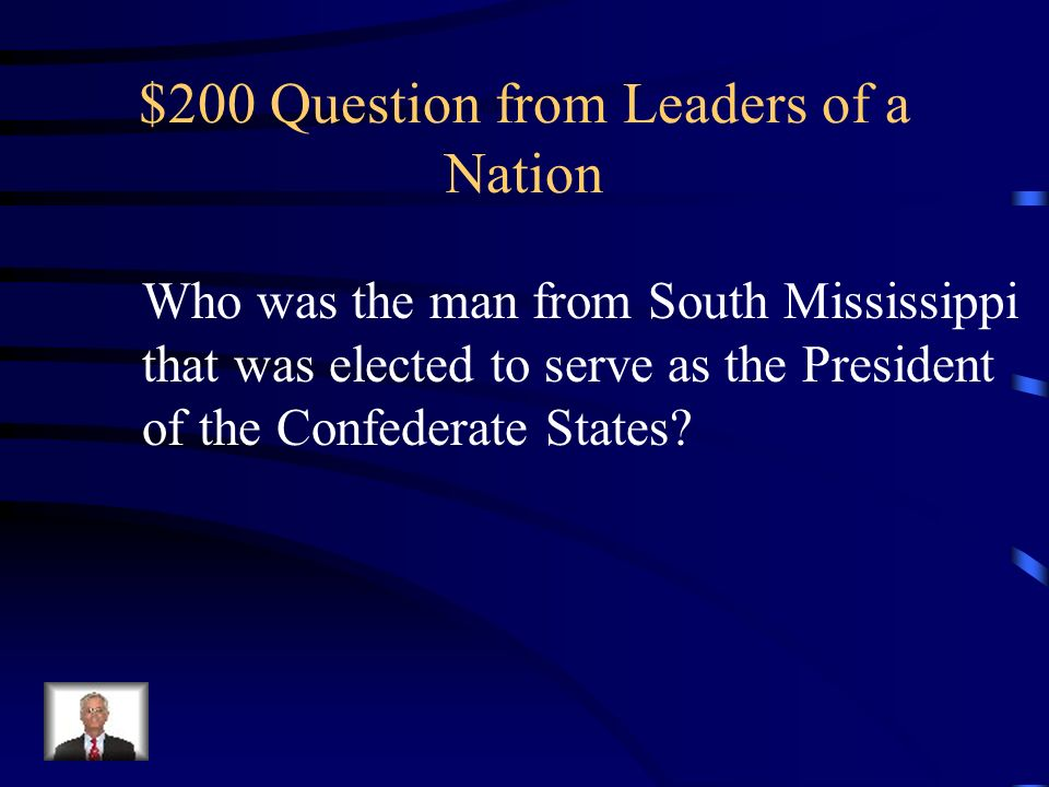 $100 Answer from Leaders of a Nation Who was Abraham Lincoln