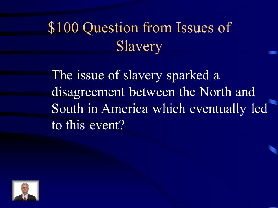 $500 Answer from Leaders of a Nation What is The Mason-Dixon Line