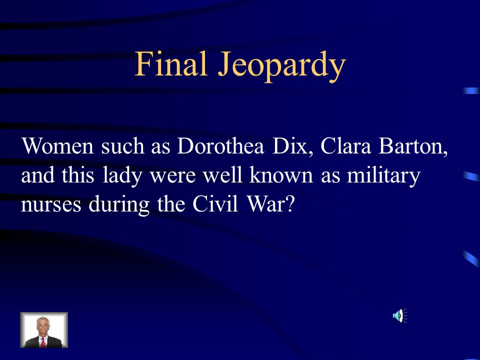 $500 Answer from Union Soldiers What is Chancellorsville, VA