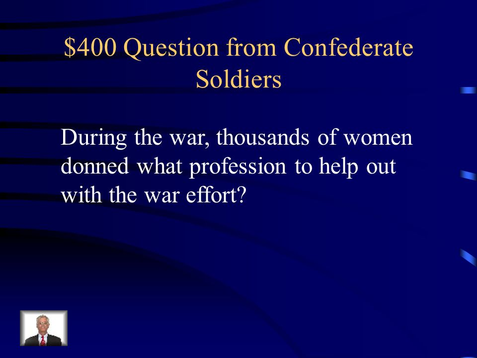 $300 Answer from Confederate Soldiers Who is General Pickett