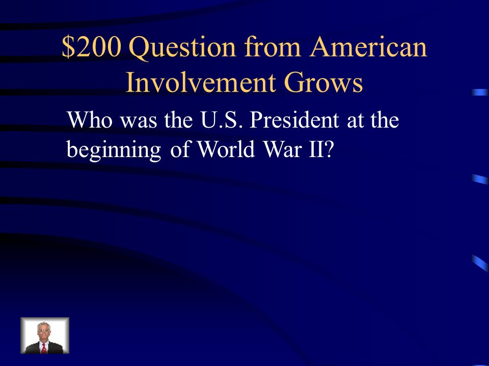 $100 Answer from American Involvement Grows What is neutrality
