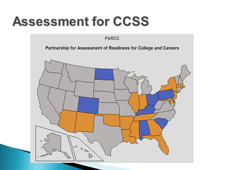Assessment for CCSS