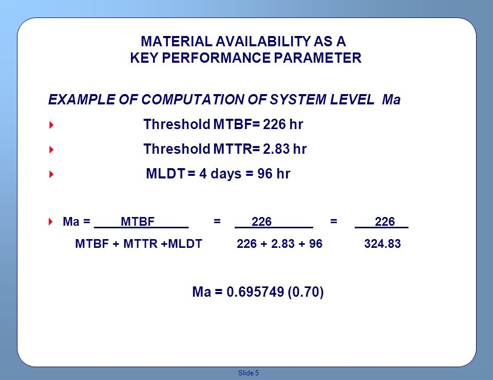 Slide 4 Whats the difference between Ao and Ma.