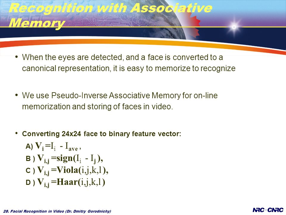 28. Facial Recognition in Video (Dr.