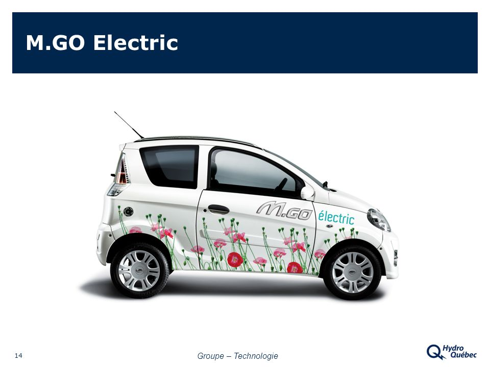 Groupe – Technologie 14 M.GO Electric