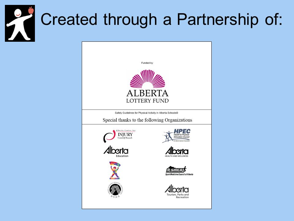 Created through a Partnership of:
