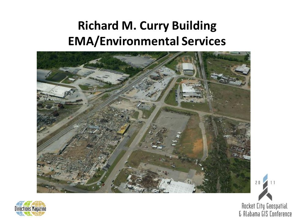 Richard M. Curry Building EMA/Environmental Services