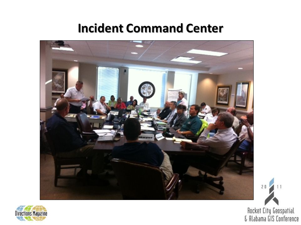 Incident Command Center