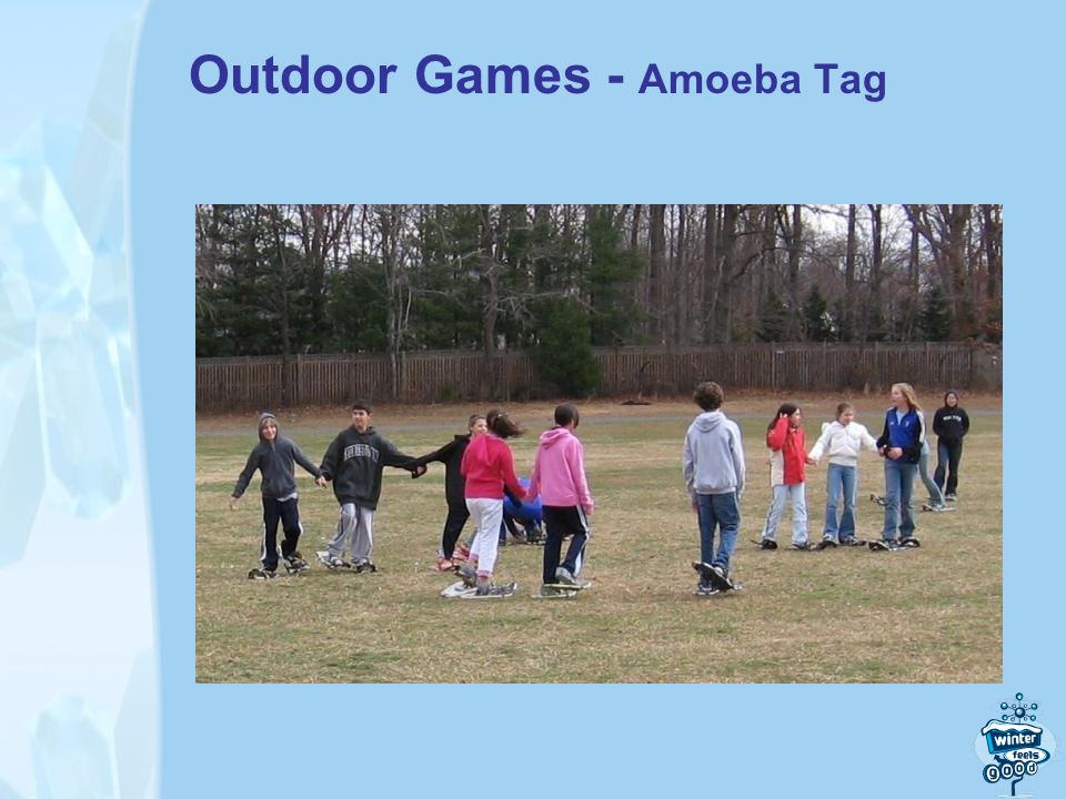 Outdoor Games - Amoeba Tag