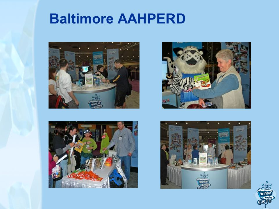 Baltimore AAHPERD