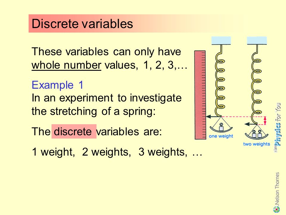 These are categoric variables that can be ranked, in an order.