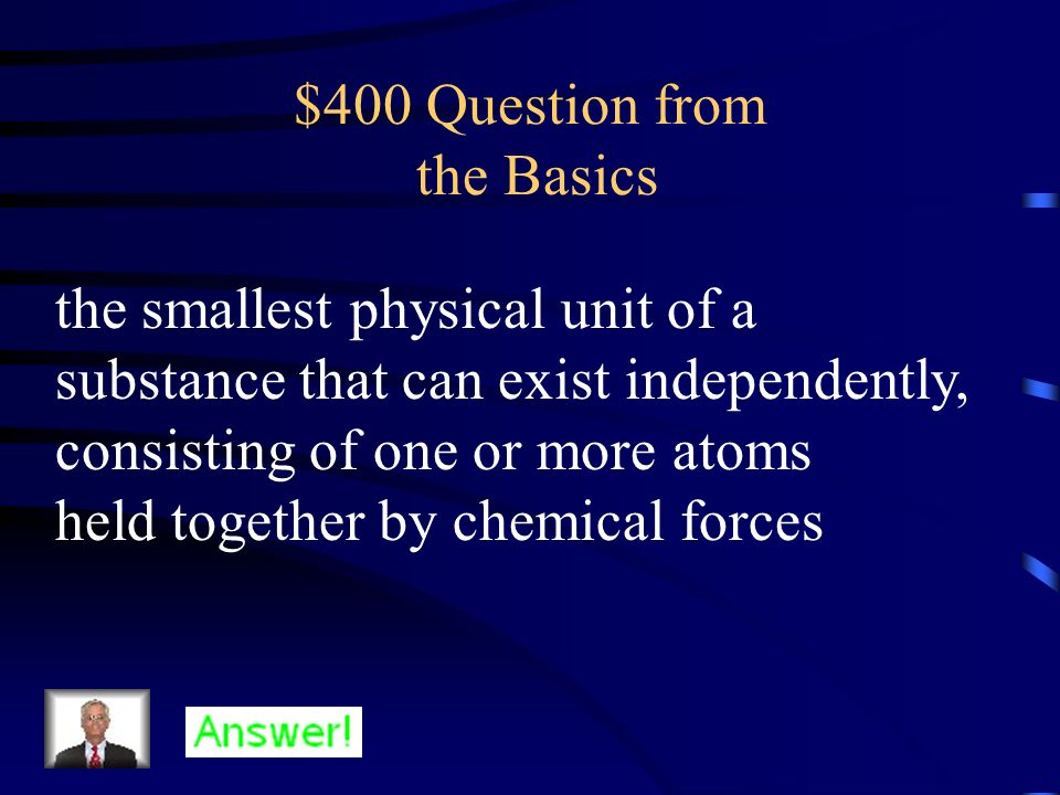 $300 Answer from the Basics What is pH