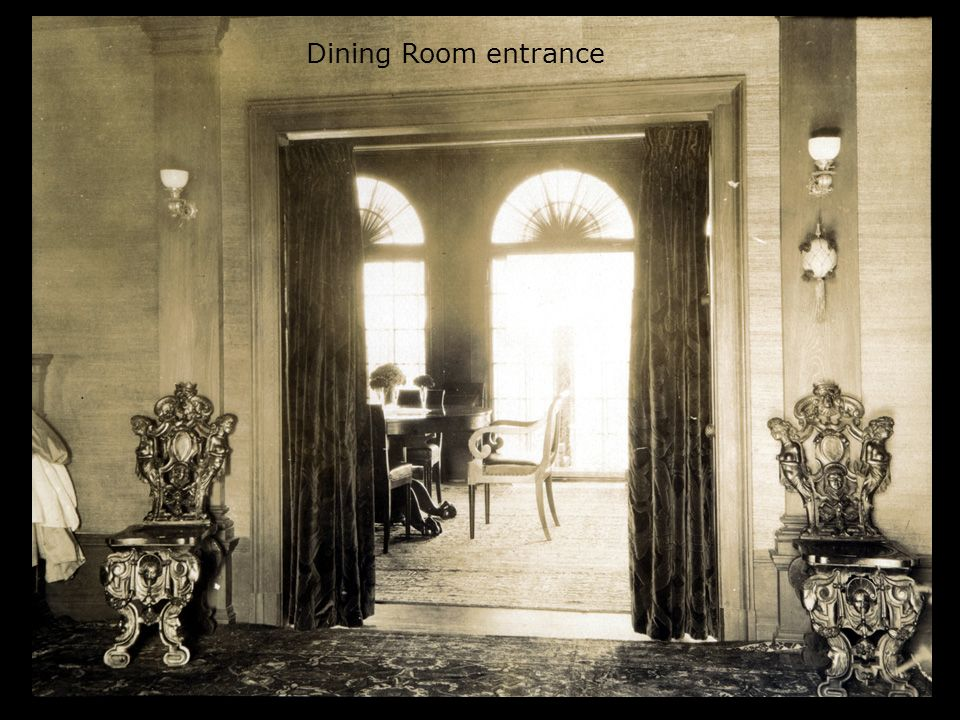 Dining Room entrance