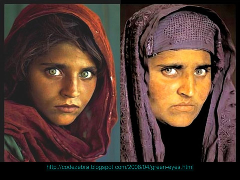 Resistance against the Taliban today http://codezebra.blogspot.com/2008/04/green-eyes.html