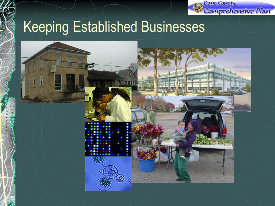 Keeping Established Businesses