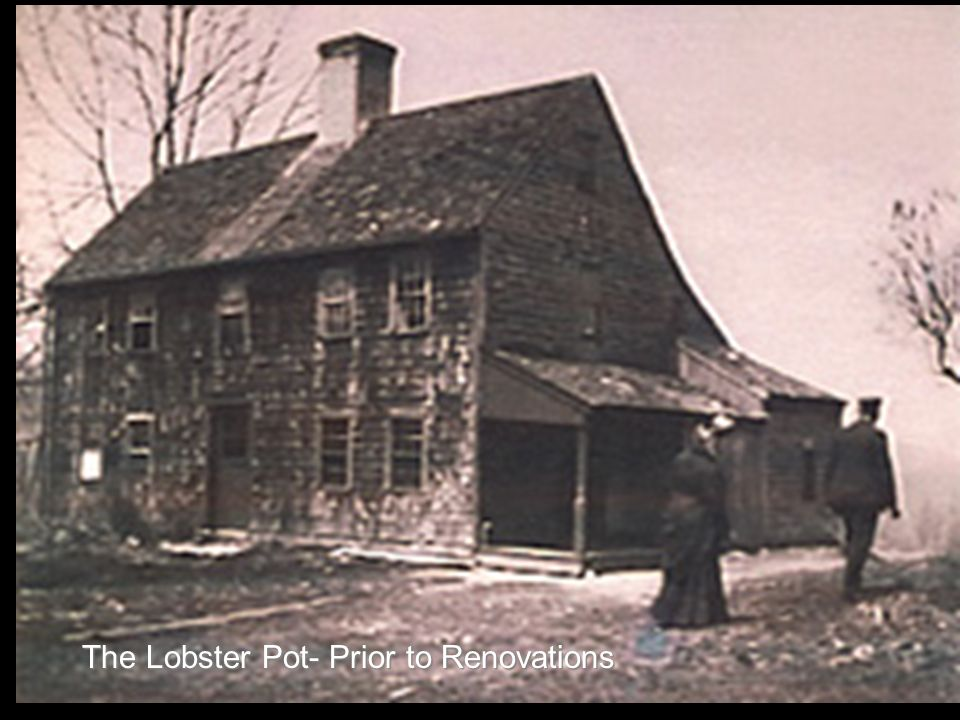 The Lobster Pot- Prior to Renovations