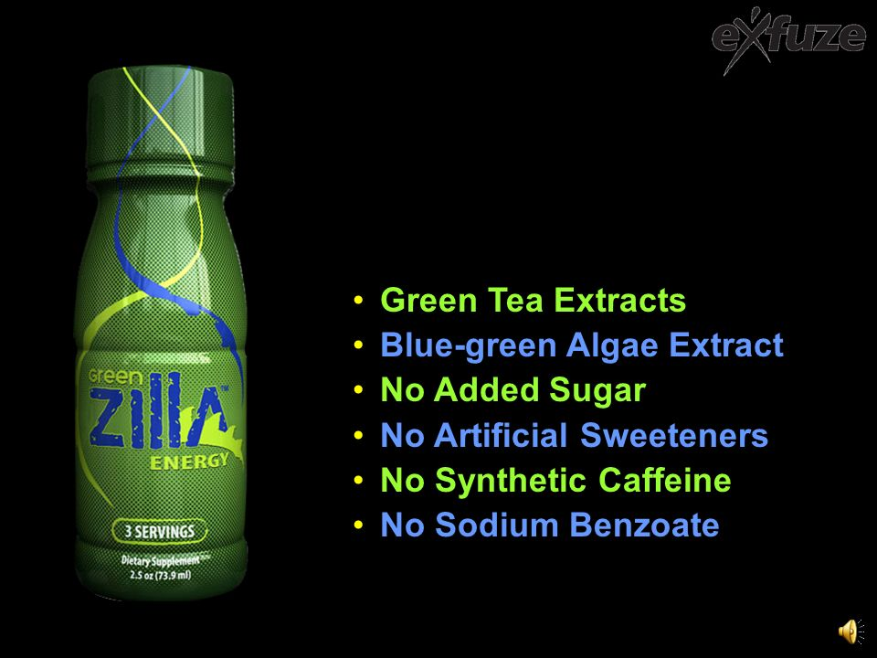 First ever healthy all natural food-based energy drink