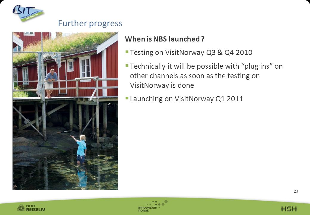 23 When is NBS launched .