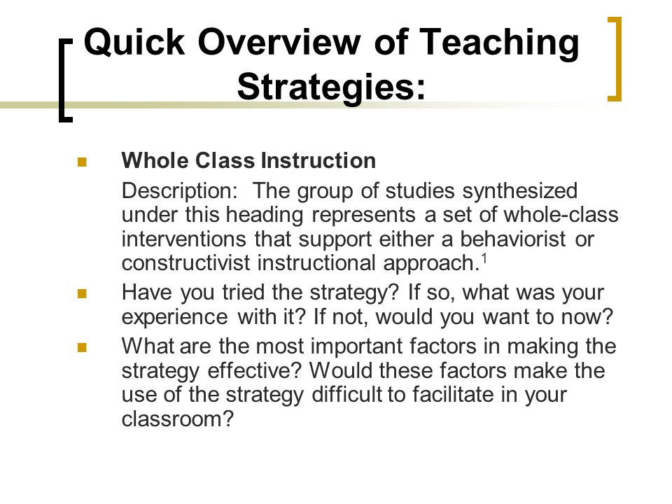 Teaching Strategies Student Engagement For At Risk Students By