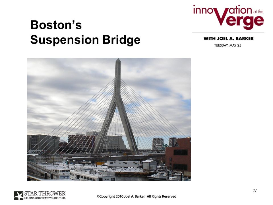 Bostons Suspension Bridge 27