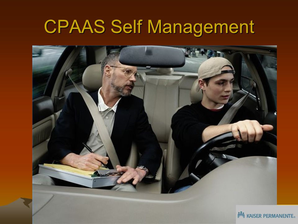 CPAAS Self Management