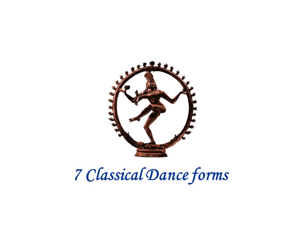7 Classical Dance forms