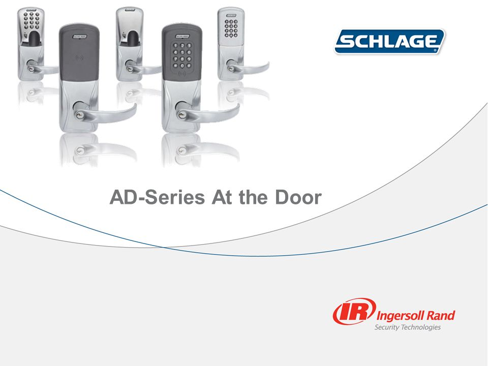 AD-Series At the Door
