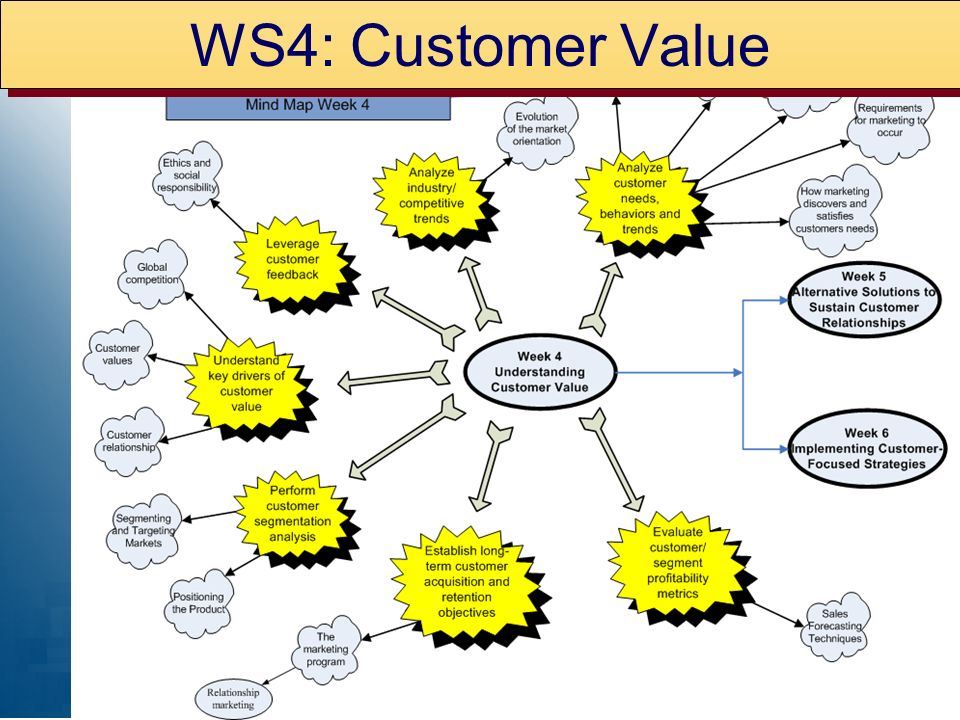 WS4: Customer Value