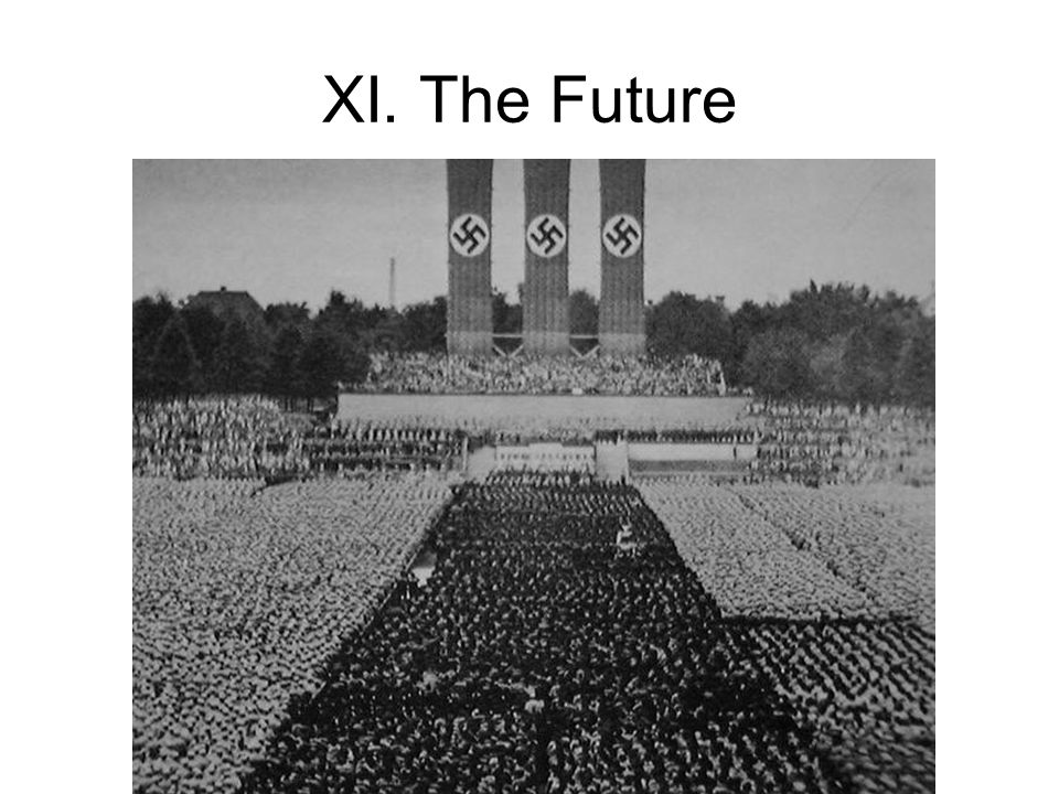 XI. The Future