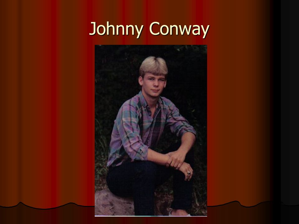 Johnny Conway