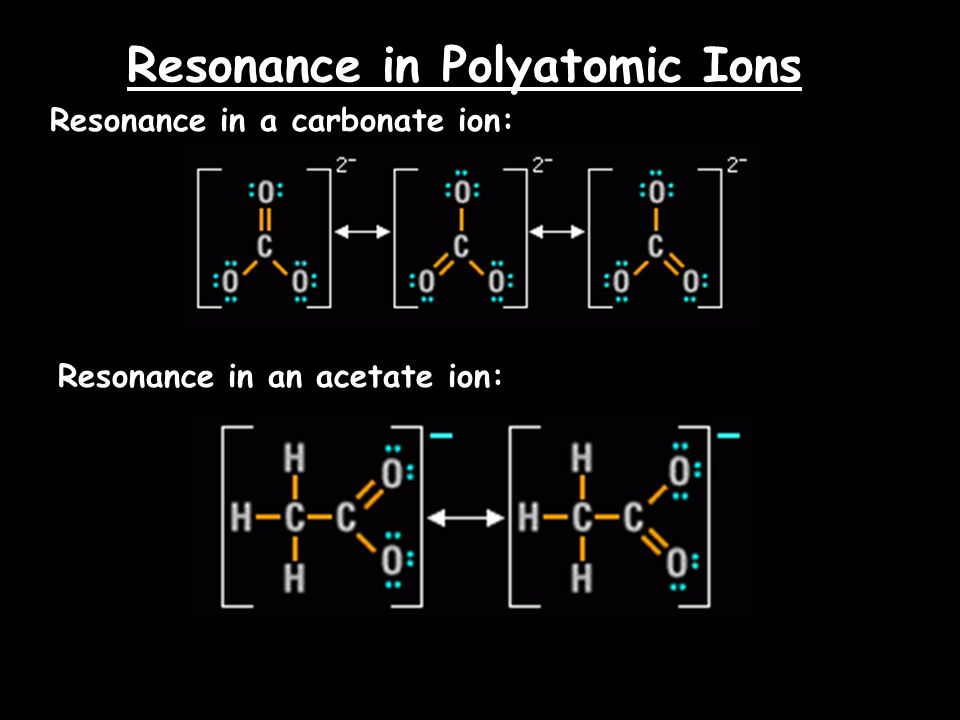 Resonance in Ozone, O 3 Neither structure is correct.