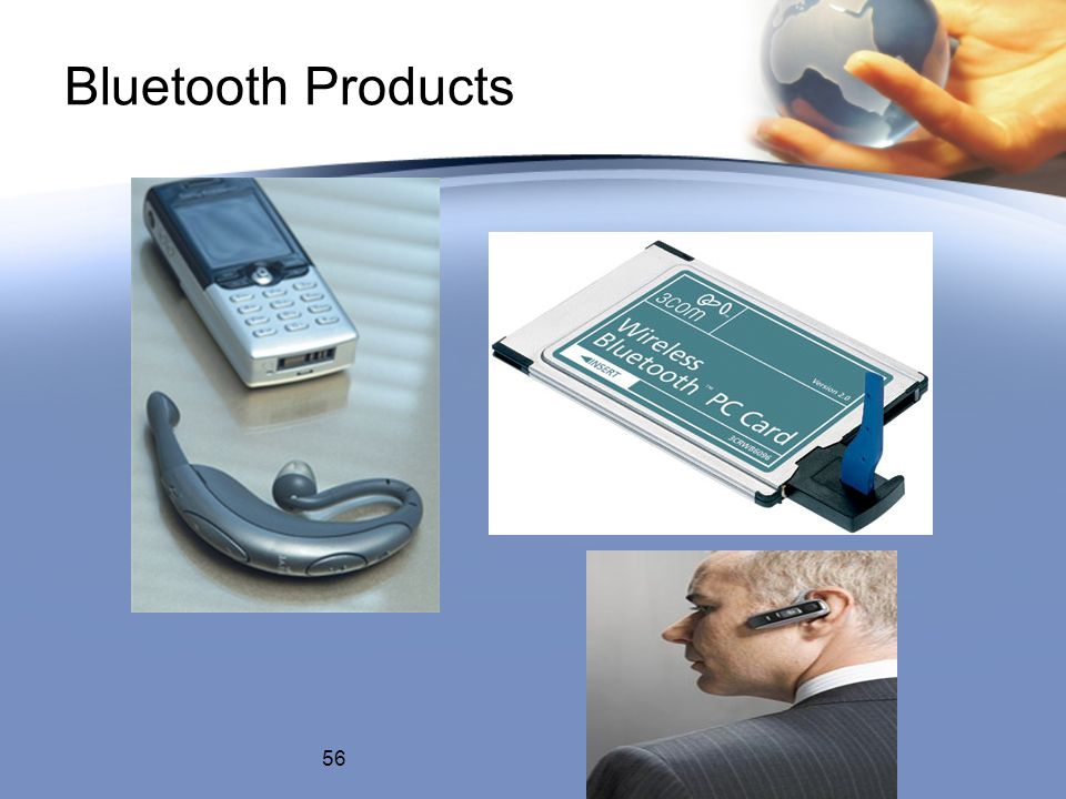 Bluetooth Products 56
