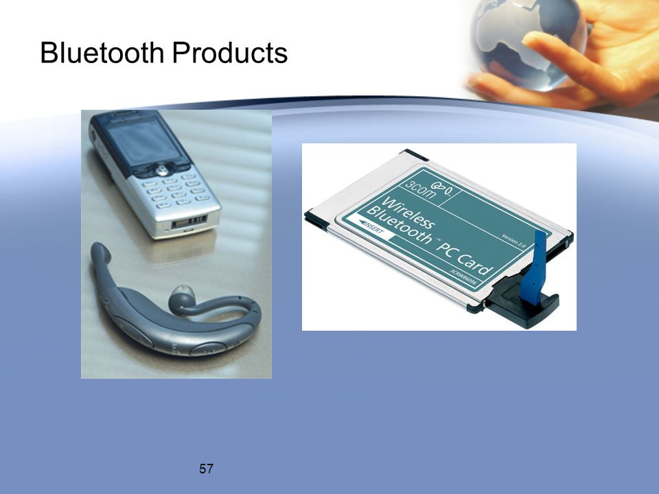 Bluetooth Products 57