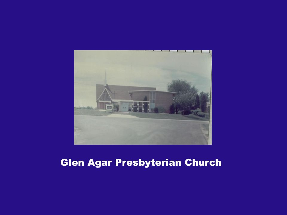 Glen Agar Presbyterian Church