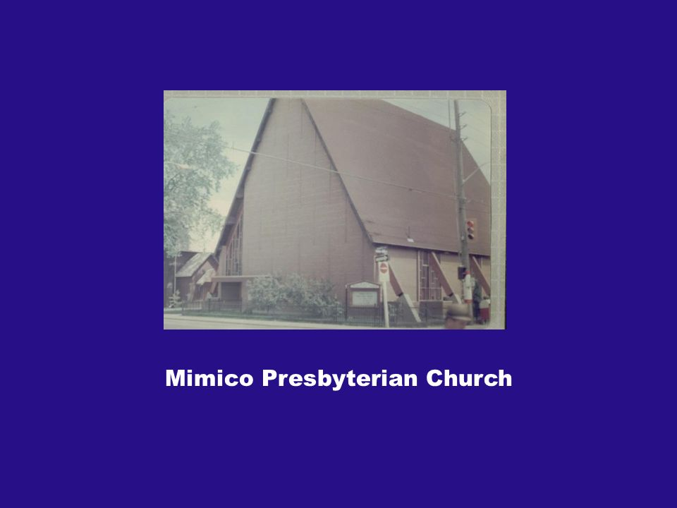 Mimico Presbyterian Church