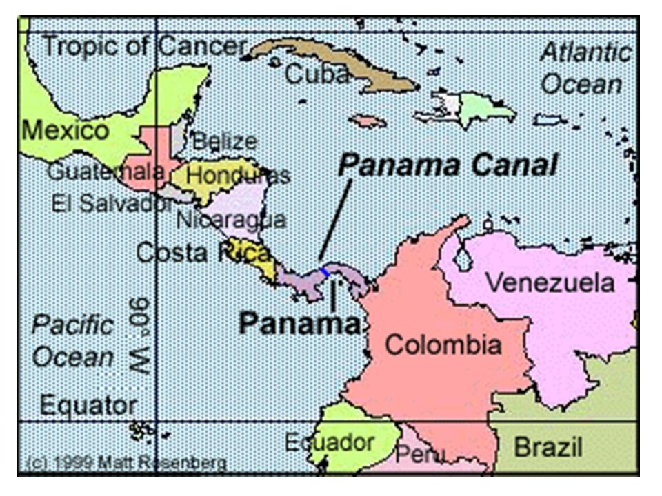 Panama Canal Roosevelts major action was to ensure the building of the Panama Canal.