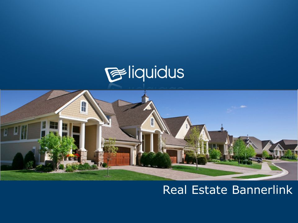 Real Estate Bannerlink