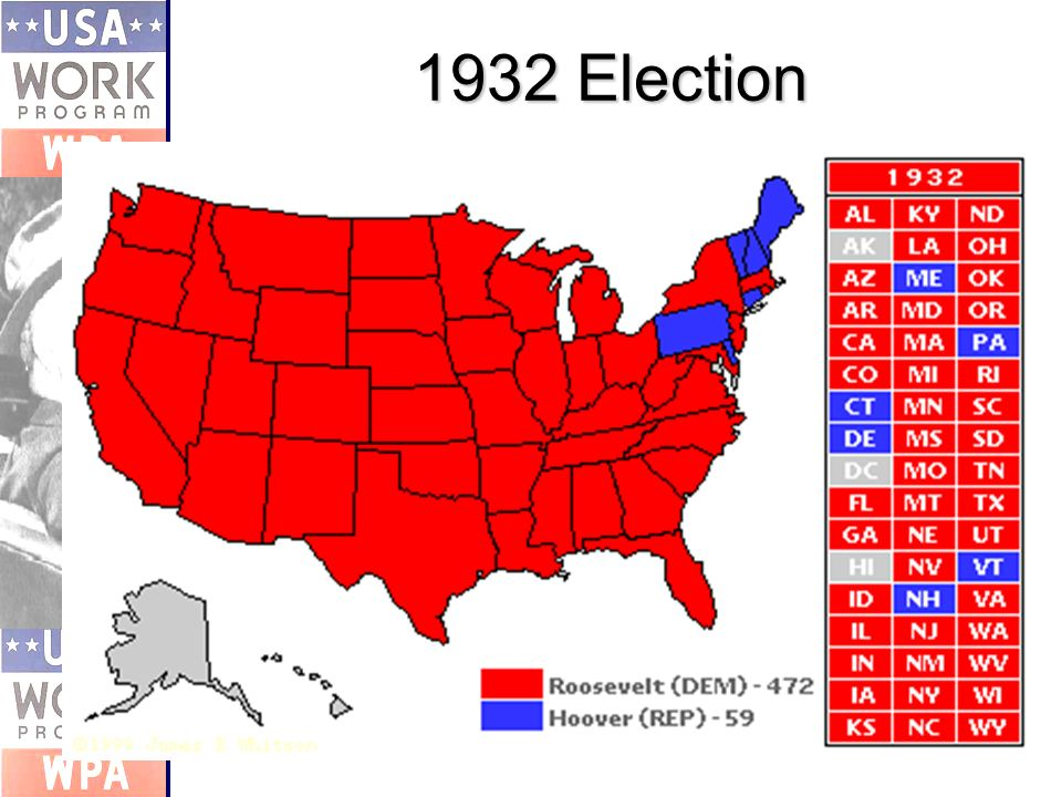 1932 Election