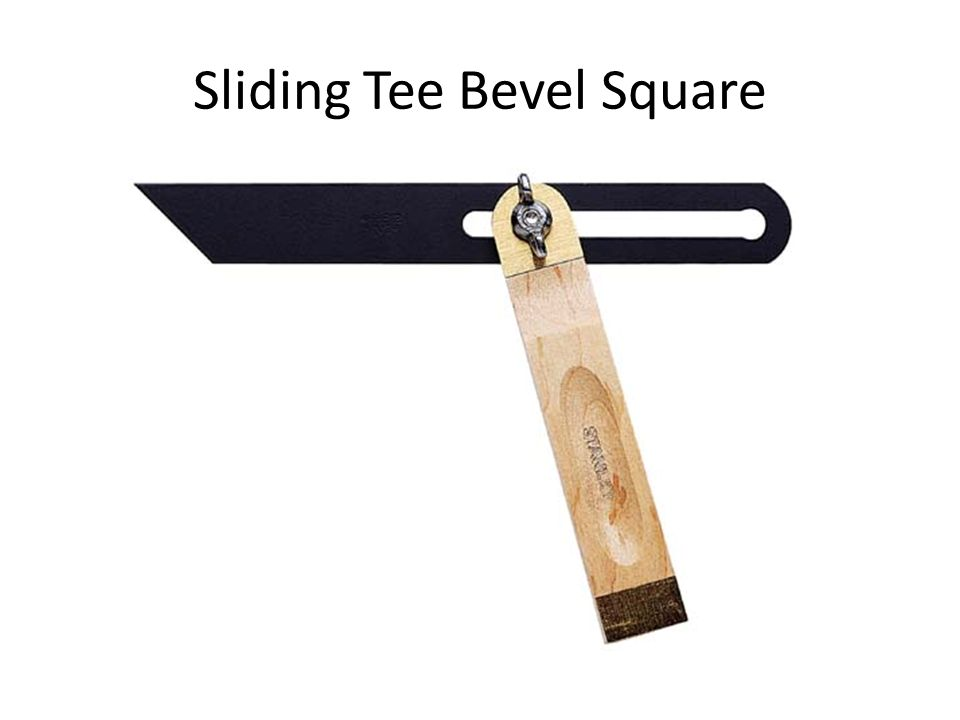 Sliding Tee Bevel Square