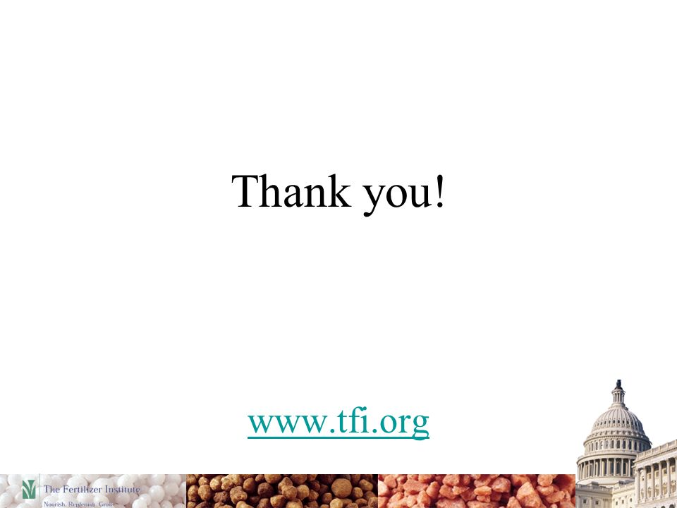 Thank you! www.tfi.org
