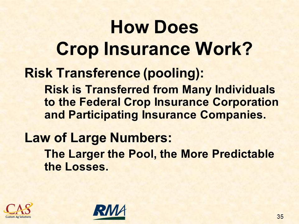 35 How Does Crop Insurance Work.